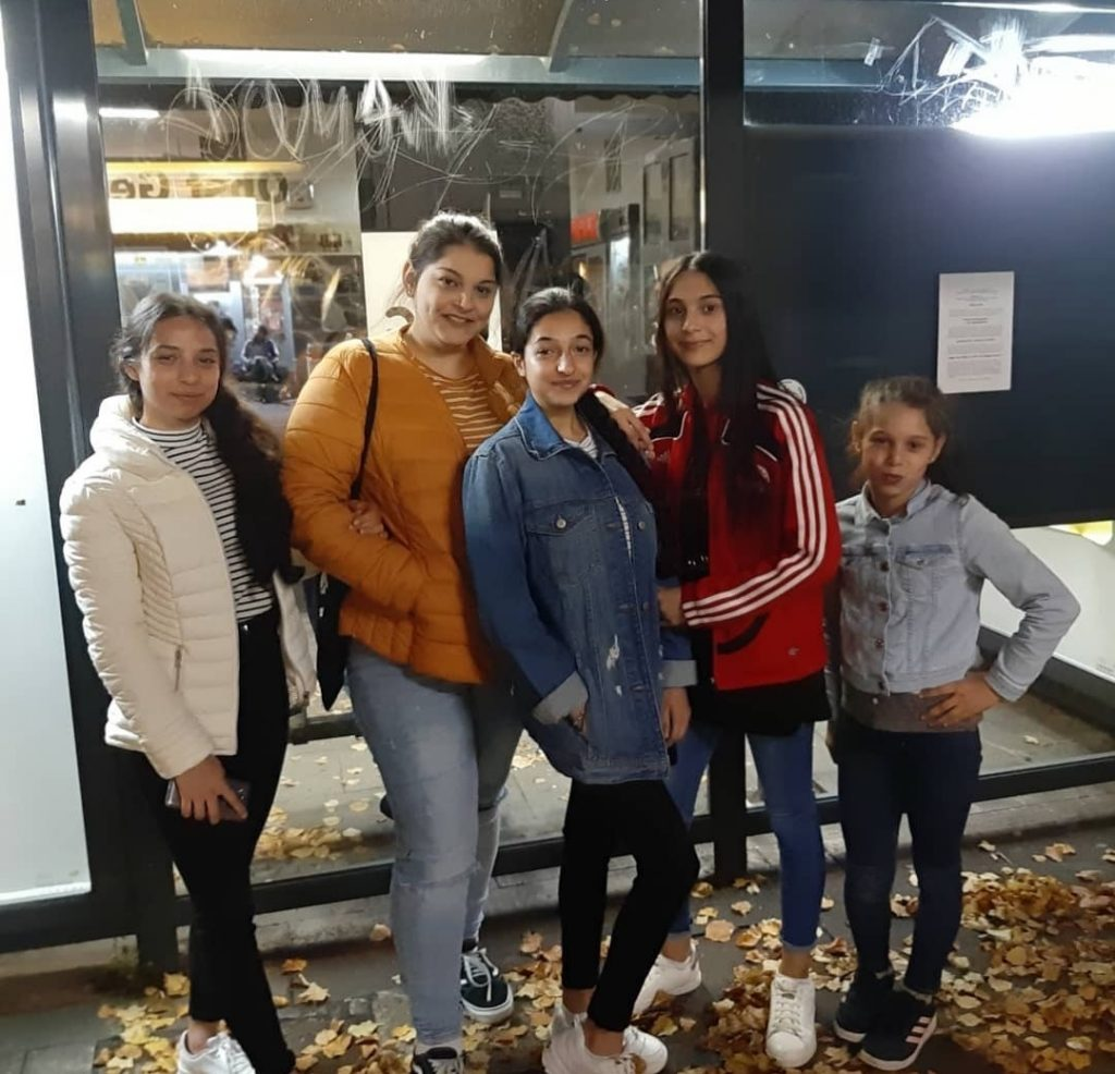 Romani Chaji Gruppe