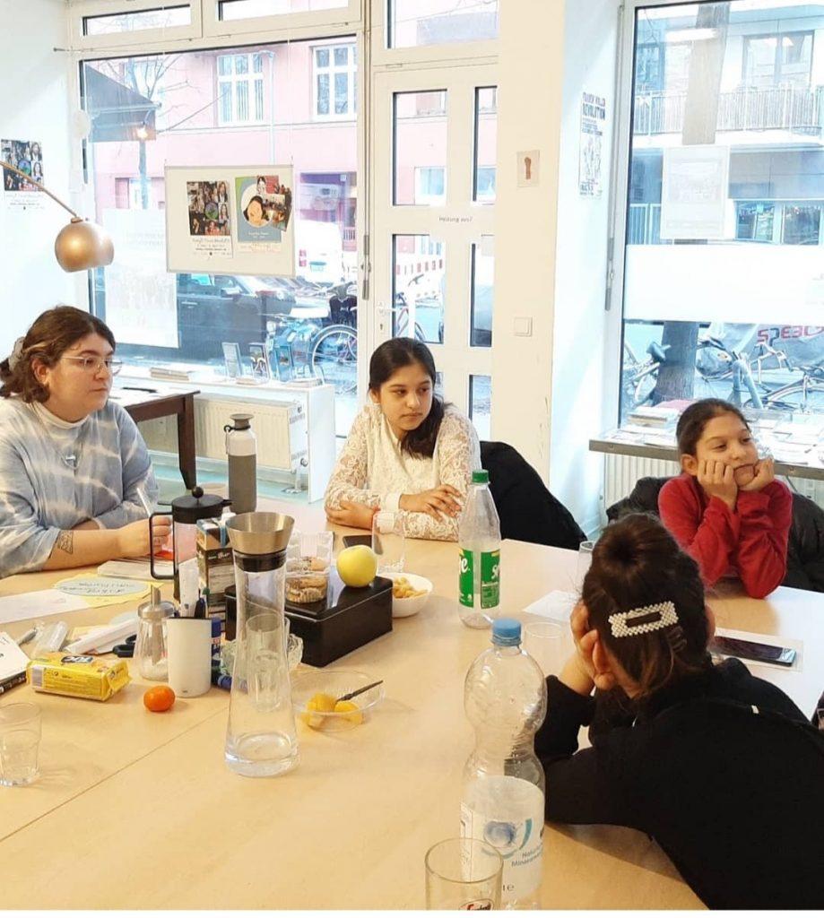 Workshop mit Hengameh Yaghoobifarah (Journalistin, Kolumnistin und Aktivistin)